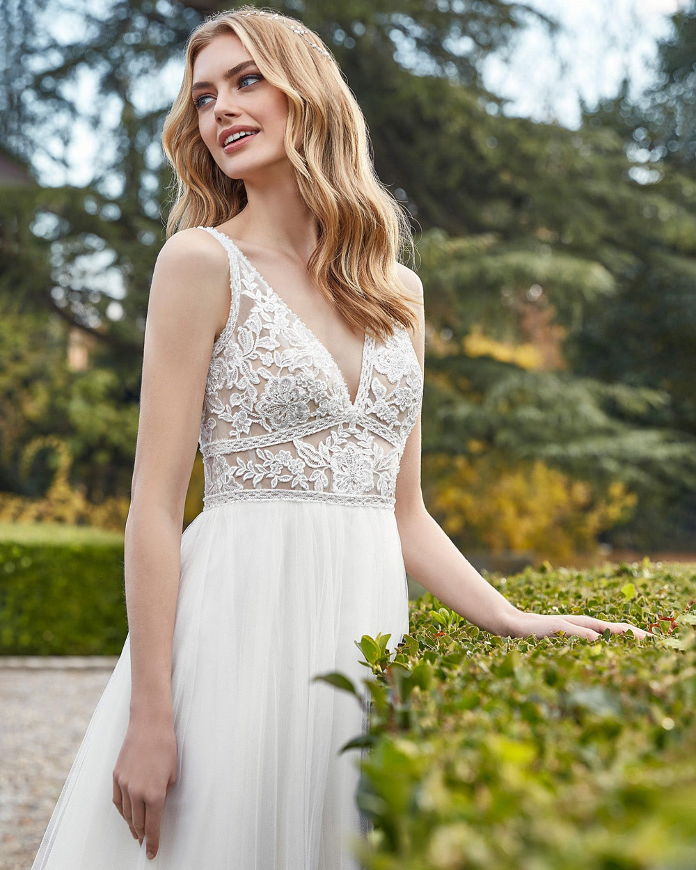 st patrick wedding dress uk stockist