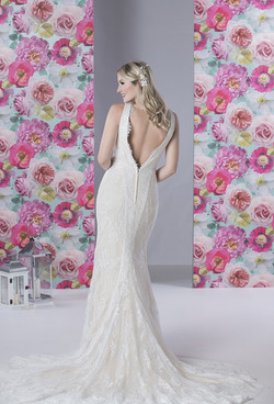 R1193 | White Rose Bridal