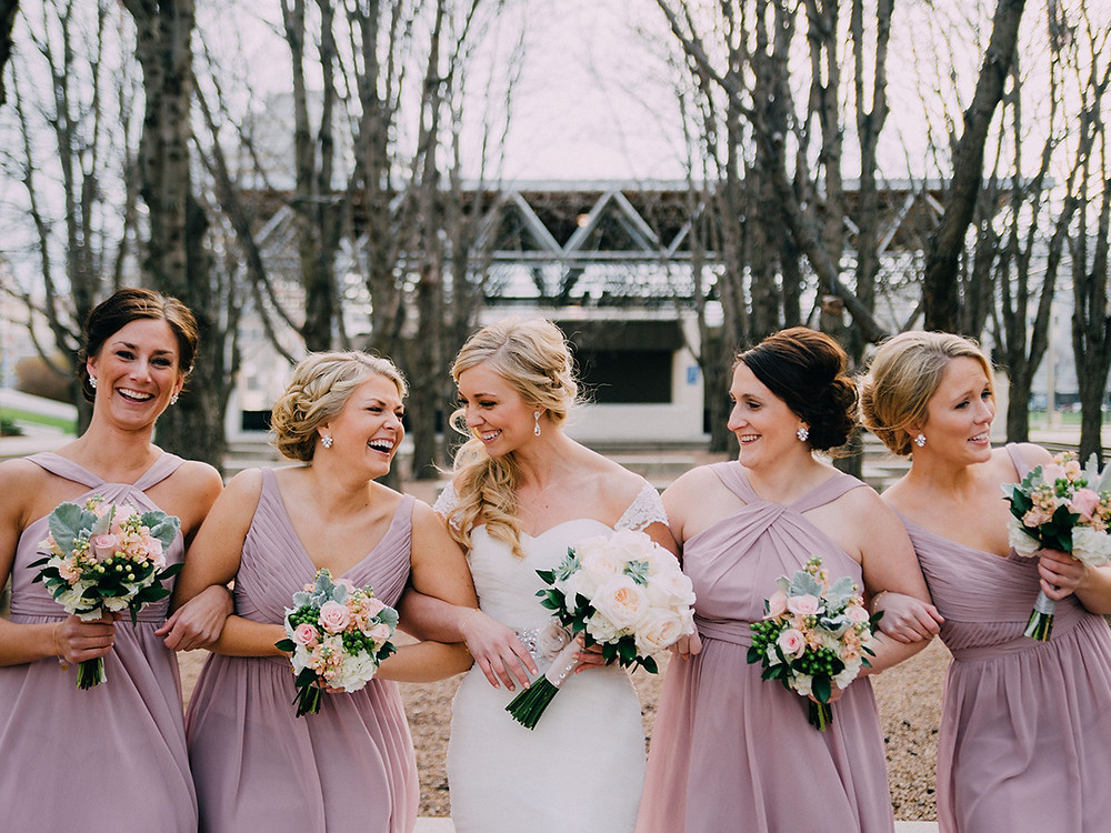 WAYS TO MAKE YOUR BRIDESMAIDS FEEL SPECIAL
