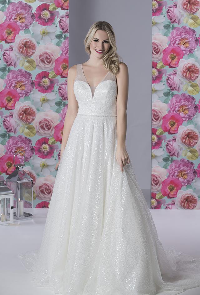 R1200 White Rose Bridal