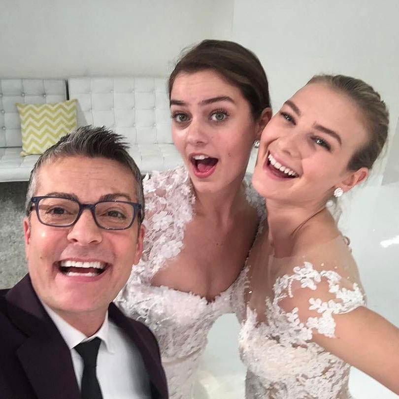 Randy Fenoli Coming Soon to Brides & Bustles