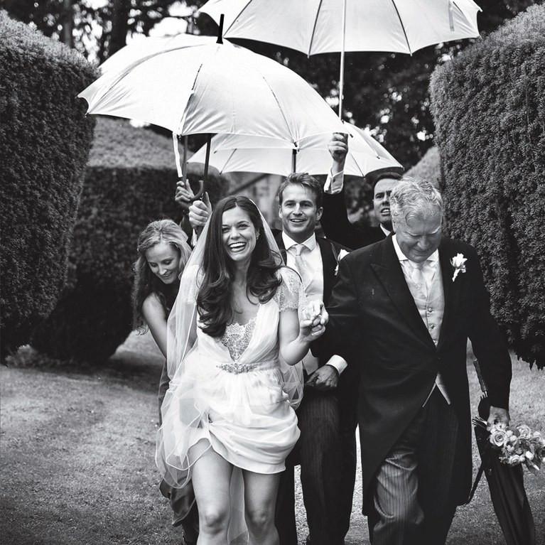 rain on my wedding day