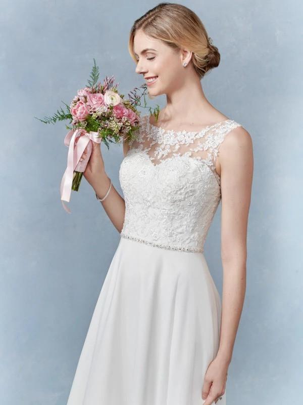 stylish aline wedding dresses