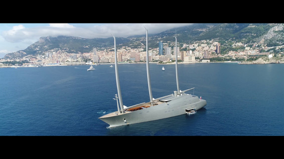 The biggest Sailing Yatch in the World