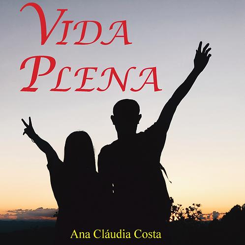 """Livro """"Vida Plena"""""""