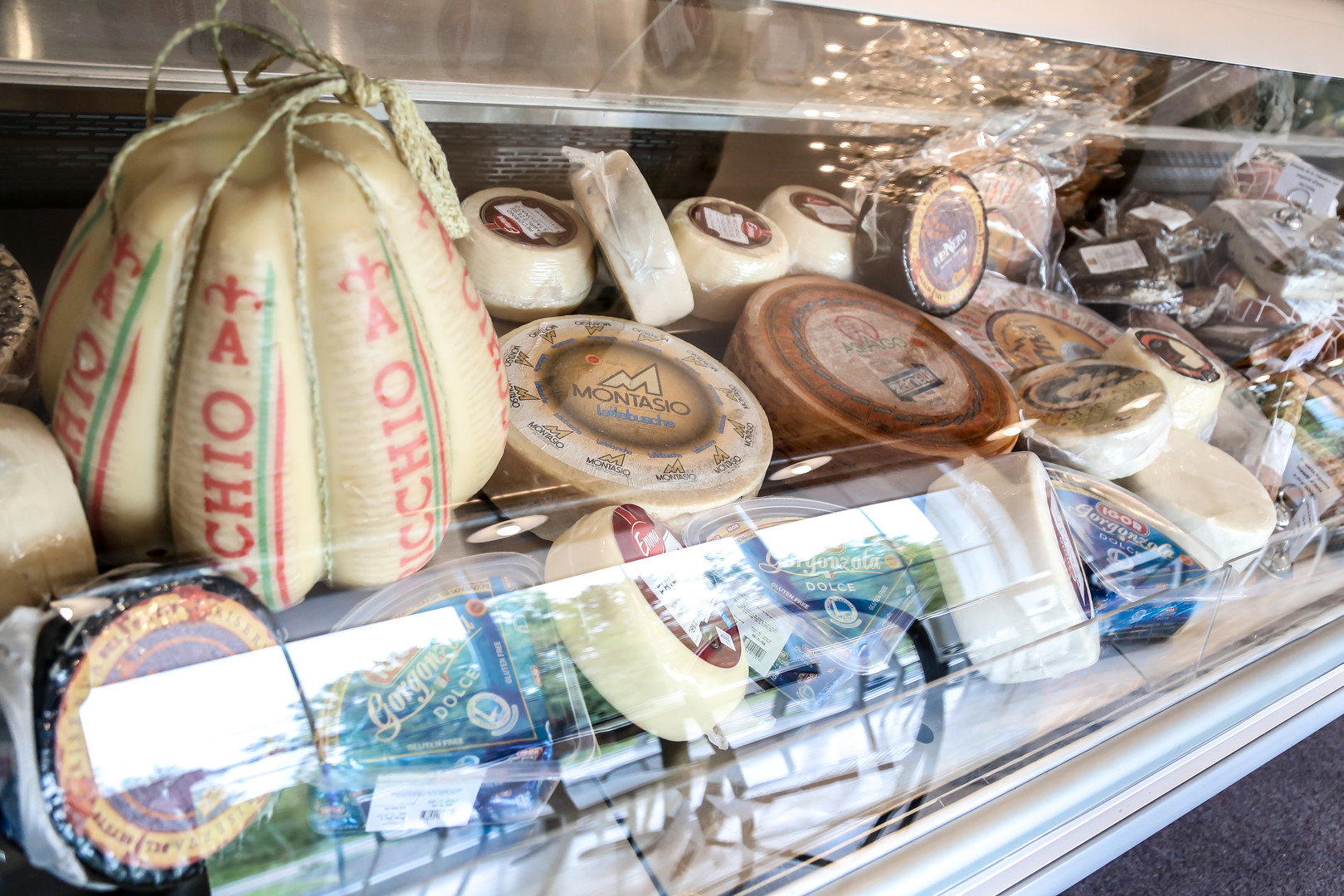 Comptoir fromages
