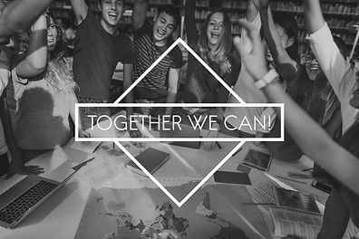 Birlikte yapabiliriz