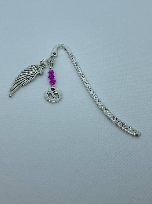 My Little Angel Bookmark