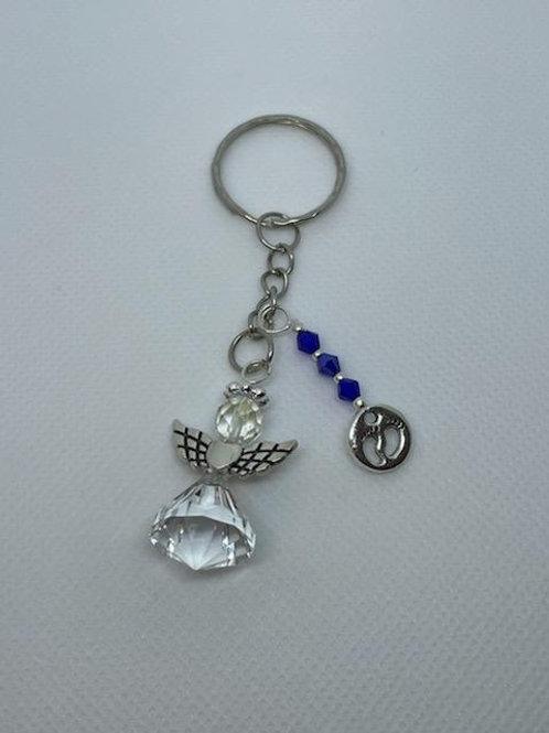 My Little Angel Keychain