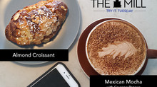 Try It Tuesday: Mexican Mocha and Almond Croissant