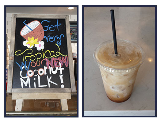 Try It Tuesday: Iced Coconut Chai Latte