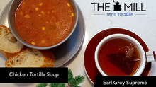 Try It Tuesday: Chicken Tortilla Soup + Earl Grey Supreme