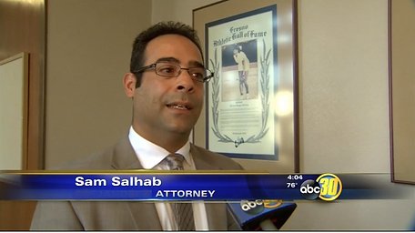 Sam Salhab Orange County Lawyer