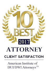 Top Ten Best Orange County DUI Lawyer