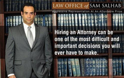 Law Offices of Sam Salhab attorney