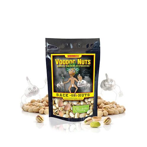 Voodoo Nuts - Garlic Sack-Oh-Nuts 6.5oz