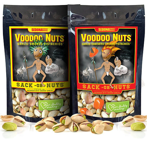 Voodoo Nuts - 2 Sack-Pack (2 x 6.5oz)