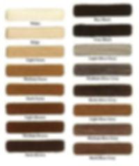 Alpaca Fleece Natural Color Chart.JPG
