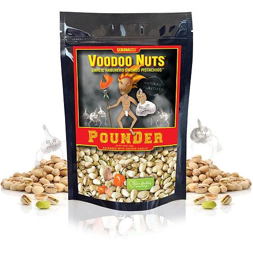 Voodoo Nuts - Habanaro Garlic Pounder 1lb