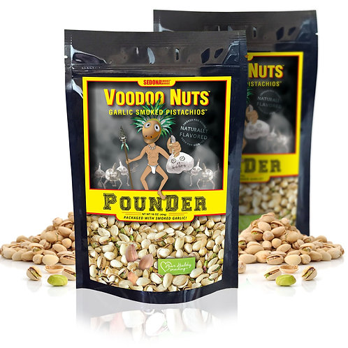 Voodoo Nuts - 2 Pack Pounders (2 x 1lb)
