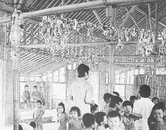 Bamboo School, Pornchai Patipokasute, Mi