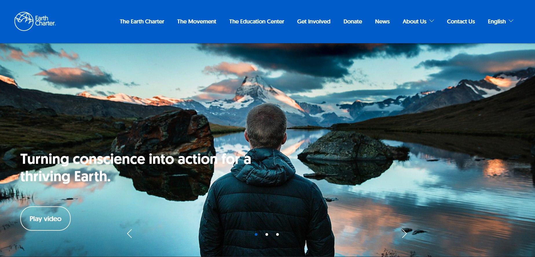 Международная Инициатива Хартия Земли