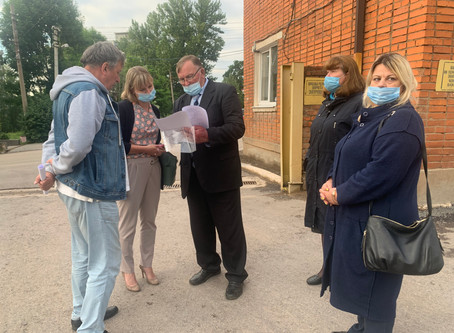 В Туле провели проверку на наличие в воздухе вредных веществ