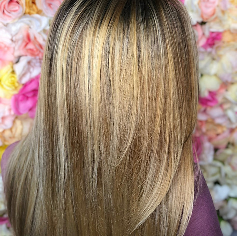 Full highlight, haircut, blowdry and style.   Leilani Artistry Studio - Coral Springs, Florida   Broward County's best hair and makeup salon.