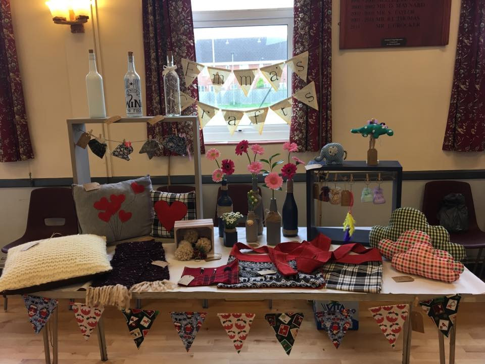 craft fair elhembroidery emma's crafts