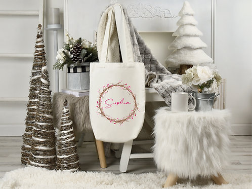 Personalised Christmas Bags