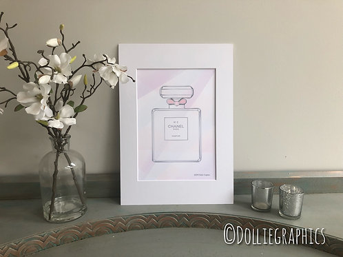 Simply Prints - Chanel Print
