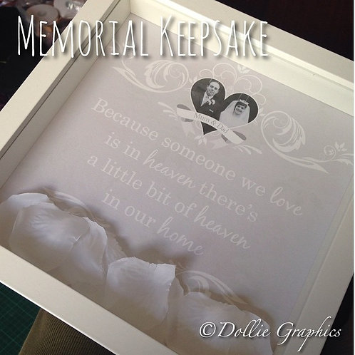 MEMORIAL KEEPSAKE - PETAL