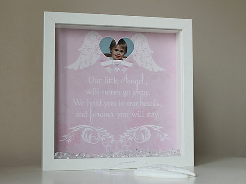 OUR LITTLE ANGEL MEMORIAL KEEPSAKE