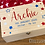 Thumbnail: Personalised Keepsake Box