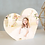 Thumbnail: Personalised Heart Photo Block