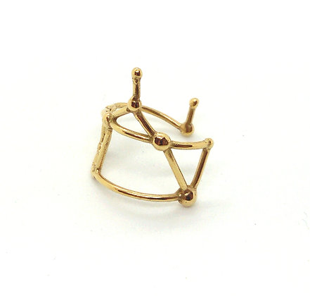 bague or signe zodiaque constellation sagittaire créateur perseïdes boutique Cam Le Mac