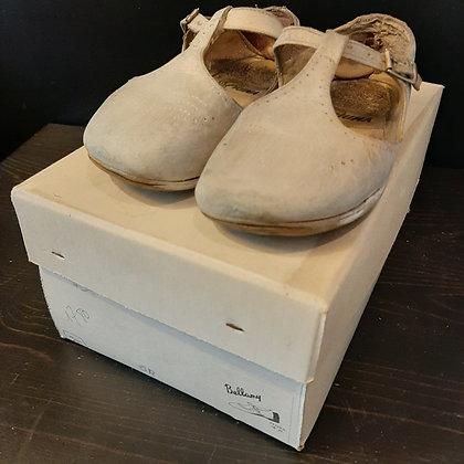 ballerines enfant début XXe pour collectionneurs