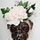 vase murale trophée quel ceramics cabinet de curiosités boutique cam le mac bouledogue