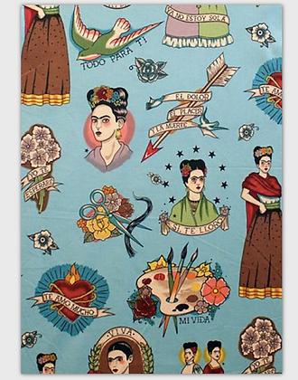 carte Frida 1