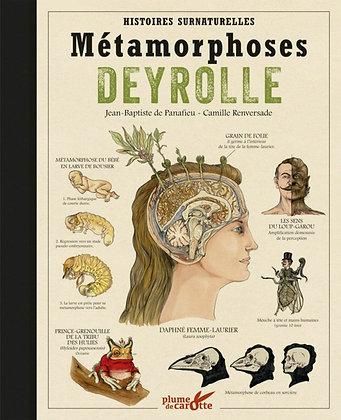 Histoires surnaturelles MÉTAMORPHOSES DEYROLLE