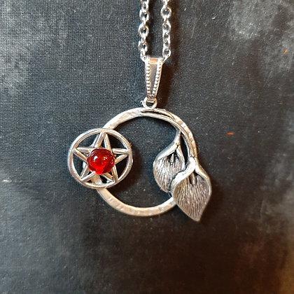 collier pentacle créateur Noémie Zomby boutique cam le mac