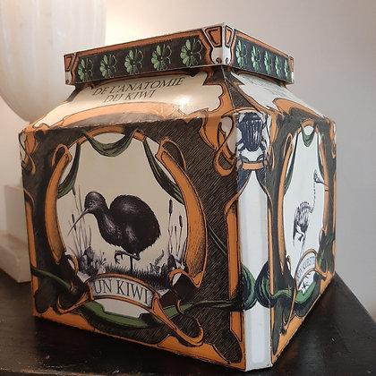 boite kiwi création etienne viollet papier cire d'abeille accessoires déco boutique cam le mac
