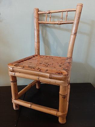 chaise bambou enfant