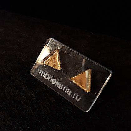BO triangles monolama