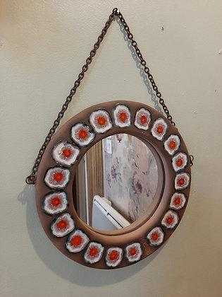 Miroir céramique