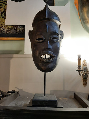 Masque Ekoi du Niger