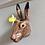 vase murale trophée quel ceramics cabinet de curiosités boutique cam le mac lièvre lapin