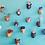 Thumbnail: vase mural Quail ceramics