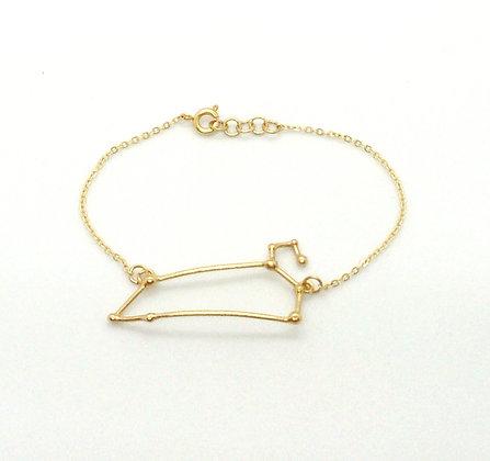 bracelet lion par perseïdes