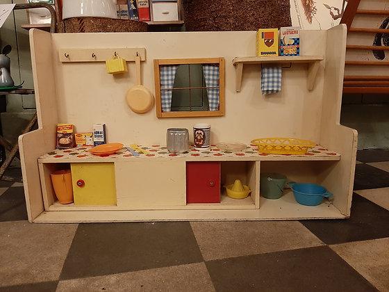 cuisine de poupée
